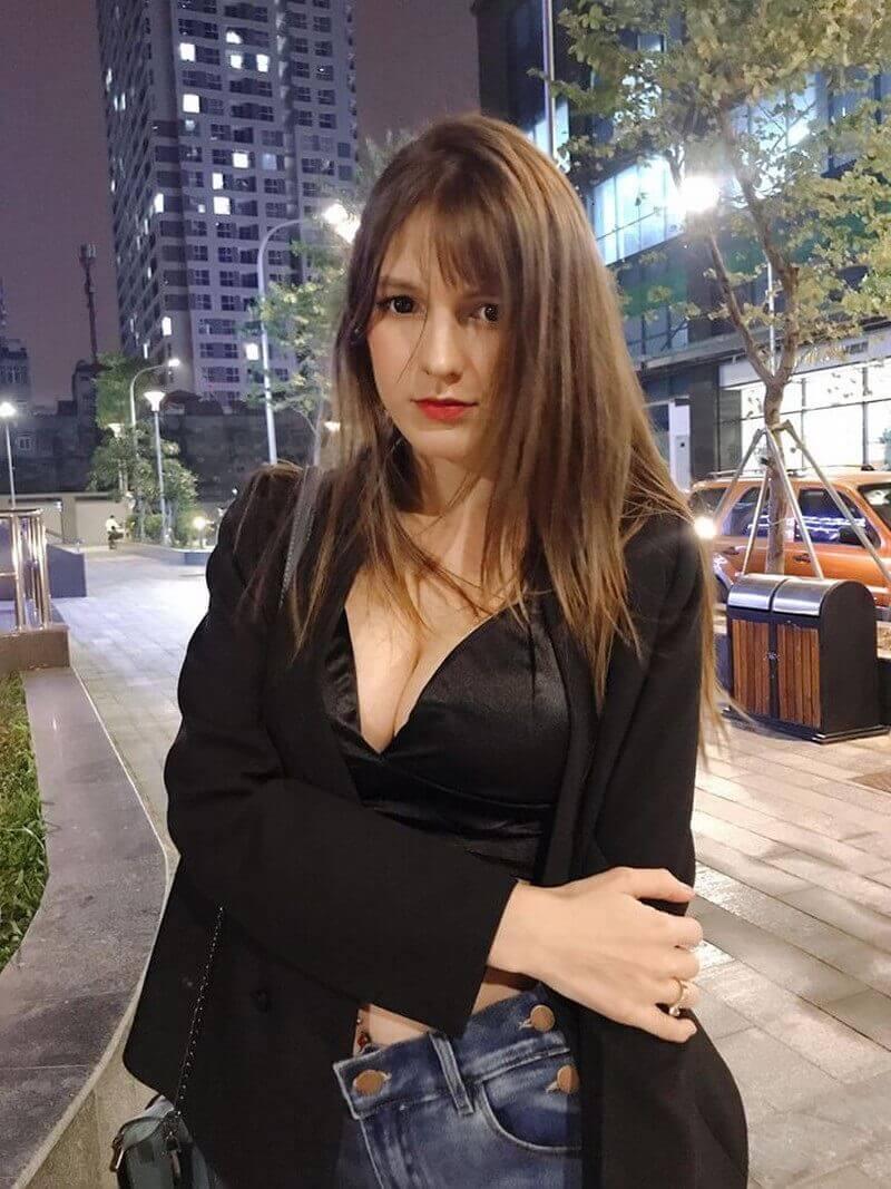 Lộ clip DJ Alexandra Rud 1 phút cực hot