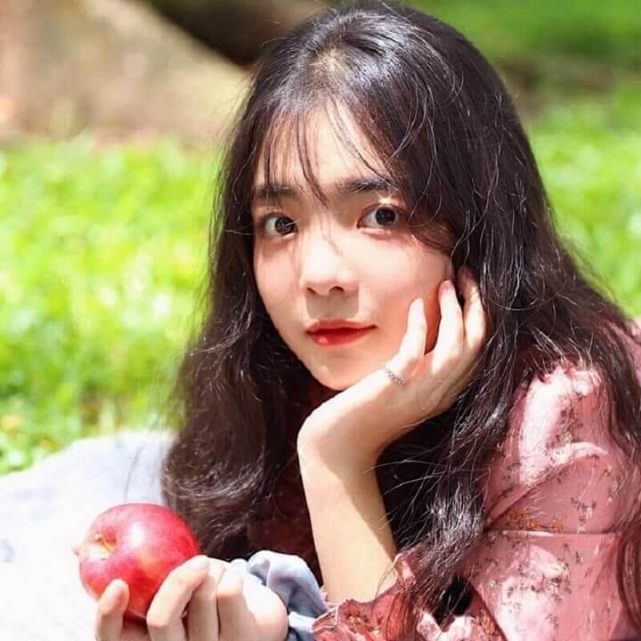 Trong các video clip Thanh Trúc Tiktoker cho thấy bản thân là một người con gái không chỉ đẹp mà còn khá thu hút